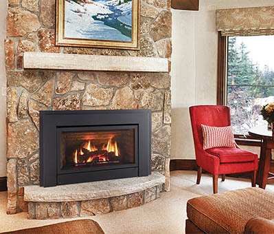 Regency Energy E33 Large Gas Insert - Fireplace