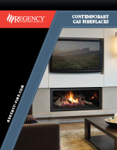 Regency Fireplace Brochure