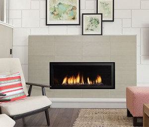 Regency horizon hz40e medium gas fireplace vancouver for Modern gas fireplace price