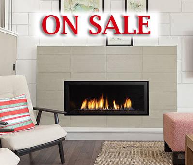 Regency Horizon HZ40E Medium Gas Fireplace - Fireplace