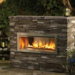 Regency Horizon HZO42 Outdoor Gas Fireplace