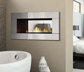 Regency Horizon HZ42STE Medium Gas Fireplace - Fireplace