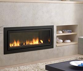 Regency Horizon HZ54E Large Gas Fireplace - Fireplace