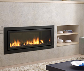Regency Horizon Hz54e Large Gas Fireplace Vancouver