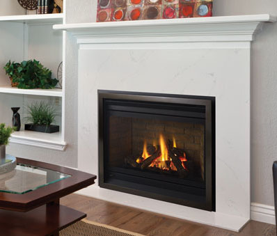 Regency Panorama P36 Medium Gas Fireplace - Fireplace