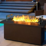 Regency Plateau PTO30CFT Outdoor Gas Firetable
