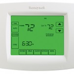 Honeywell VisionPRO®  8000 Touchscreen - Pool Heater
