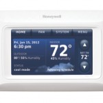 Honeywell Prestige® 2.0 High Definition Thermostat - Pool Heater