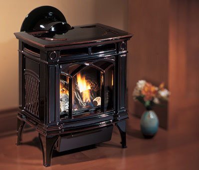 Hampton H15 - Fireplace