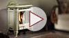 Hampton H27 Medium Gas Stove Video