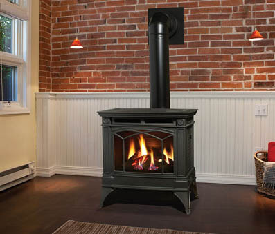 Hampton H35 Large Gas Stove
