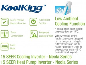 KoolKing Neola series