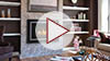 Regency Horizon HRI4E Medium Gas Insert Video