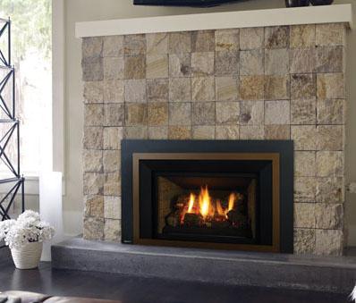 Regency Liberty ® LRI4E Medium Gas Insert - Fireplace