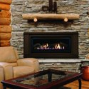 Stellar Hearth CTL-58 Transitional Gas Fireplace - Fireplace