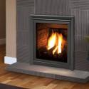 Enviro Q1 Small Gas Fireplace Insert - Fireplace