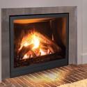 Enviro Q2 Medium Gas Fireplace Insert - Fireplace
