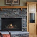 Stellar Hearth Viewpoint Series VP-48T Gas Fireplace - Fireplace