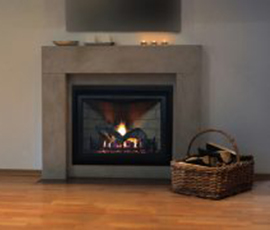 Viewpoint Series VP-36T Gas Fireplace