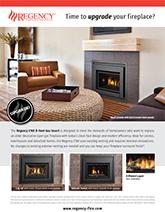 Regency Energy E18E Gas Insert Feature Sheet