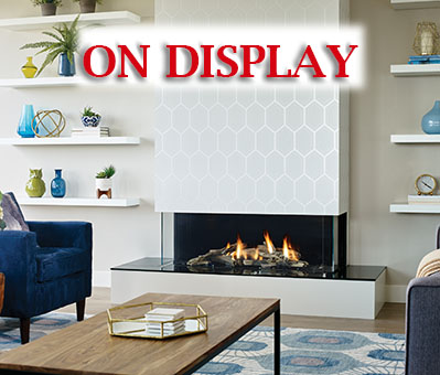 Regency City Series San Francisco Bay CB40E Gas Fireplace