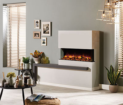 Skope E110 Electric Fireplace